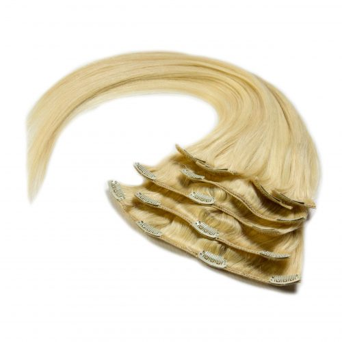 włosy doczepiane clip-on długie doczepy