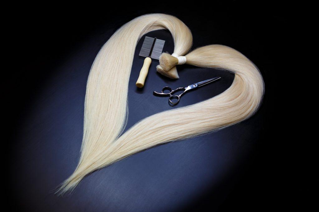 Przerabianie włosów