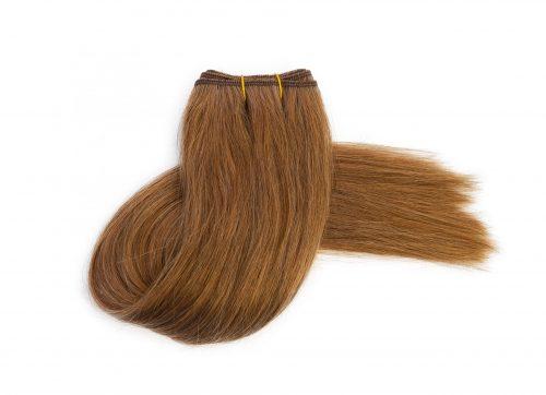 włosy naturalne w taśmie szytej